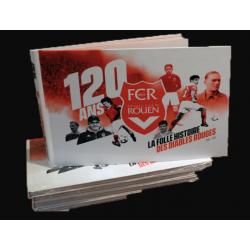 Accueil, Livre des 120 ans - La folle histoire des Diables Rouges, , 19,90€